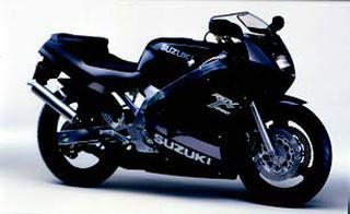 スズキ RGV250Γ 1989 年2月