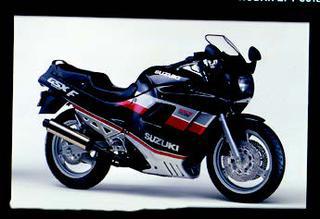 スズキ GSX750F 1989 年 3月