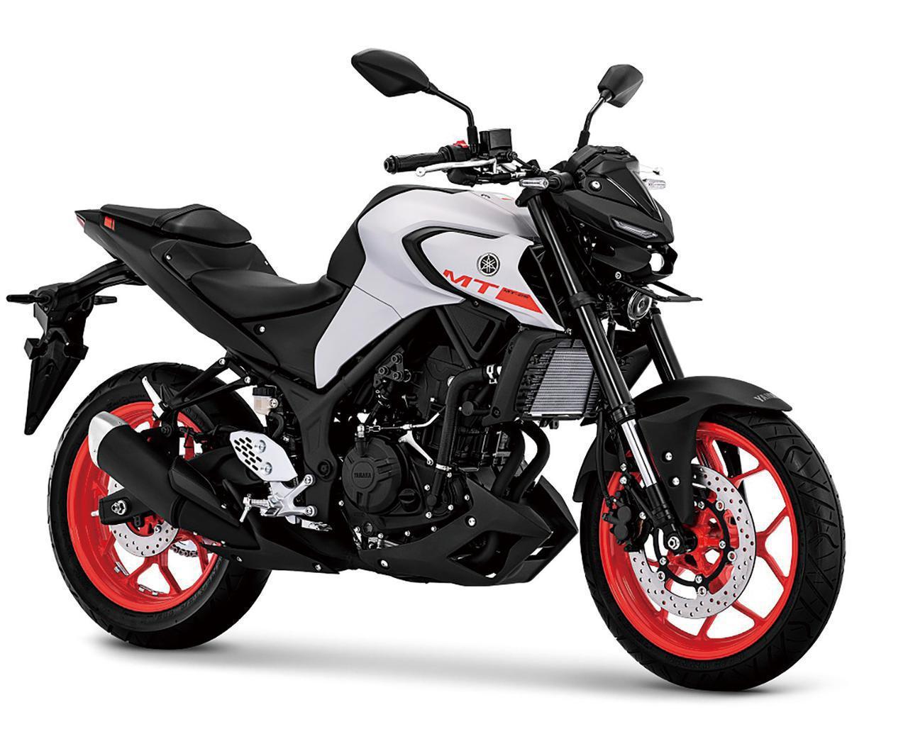 Images : 1番目の画像 - YAMAHA 新型MT-25の写真を見る! - webオートバイ