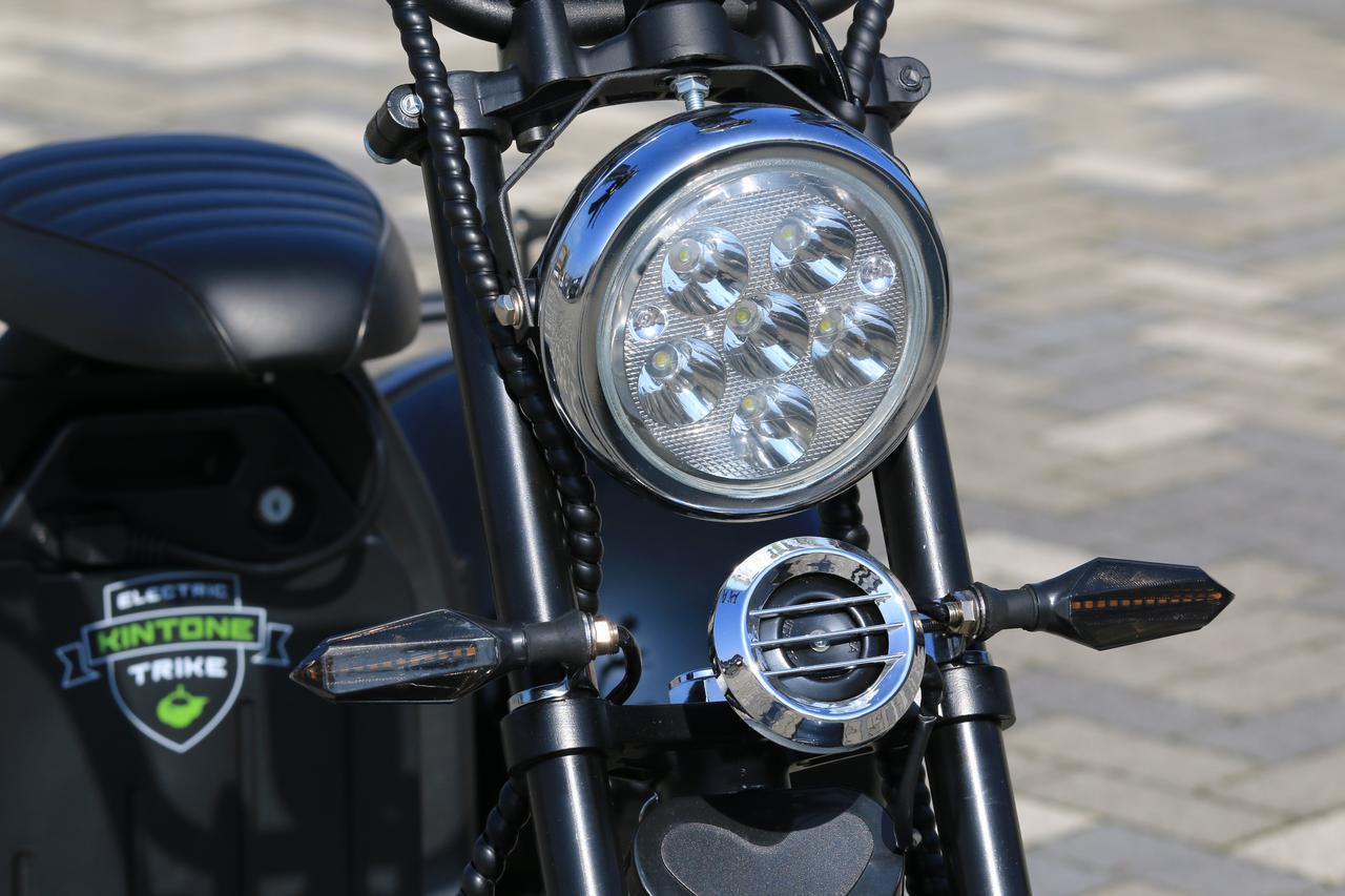 Images : 2番目の画像 - キントーン トライクの写真をもっと見る! - webオートバイ