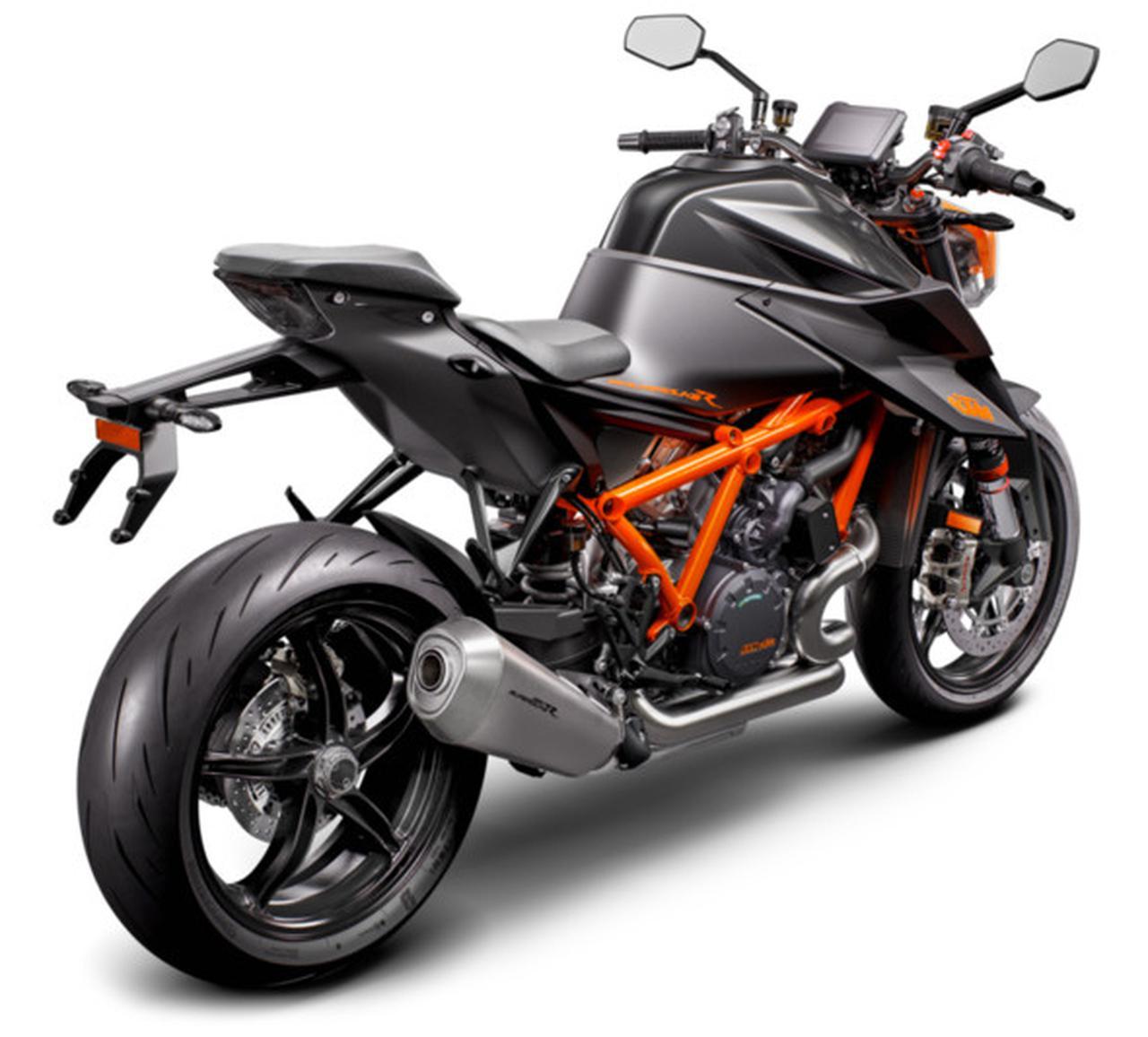 Images : 6番目の画像 - KTM「1290 SUPER DUKE R」の写真を全て見る! - webオートバイ