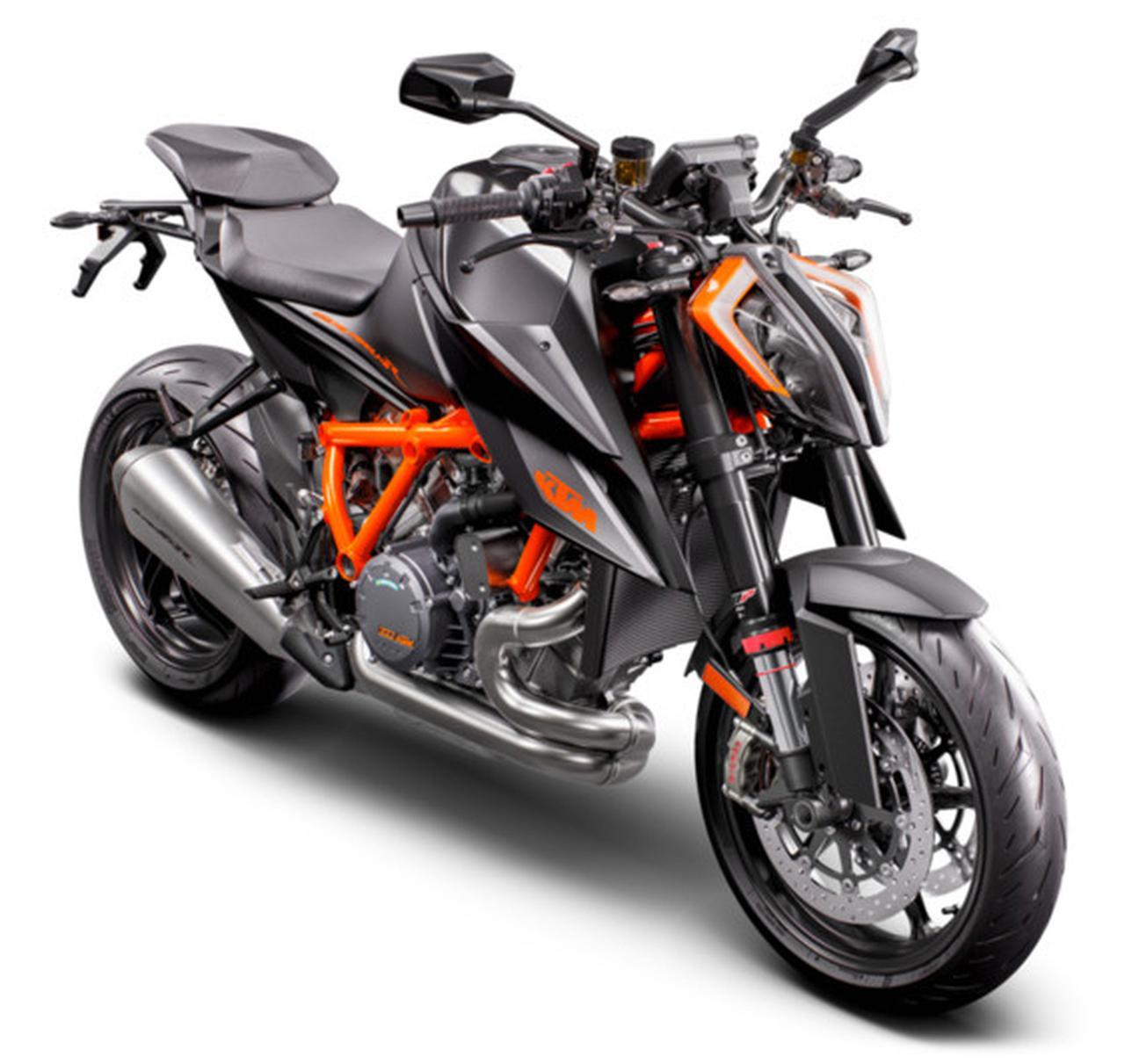 Images : 4番目の画像 - KTM「1290 SUPER DUKE R」の写真を全て見る! - webオートバイ