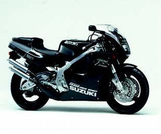スズキ RGV250Γ/SP/SPⅡ 1990 年1月