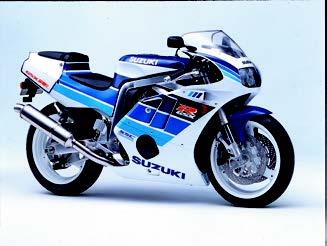Images : スズキ GSX-R400/SP 1990 年2月