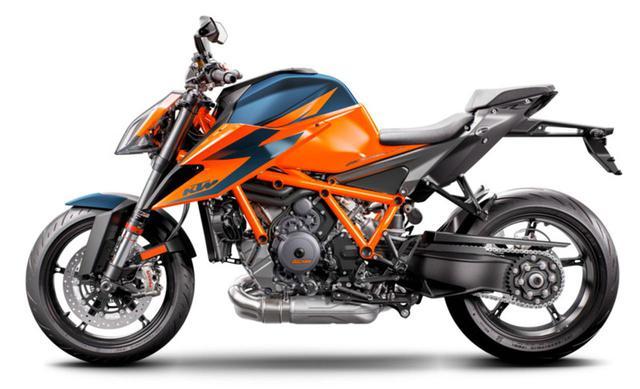画像3: KTM 1290 SUPER DUKE R(オレンジ)