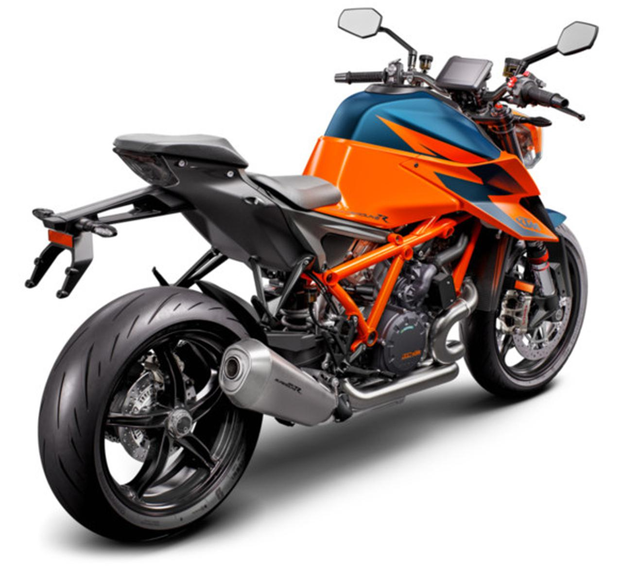 Images : 12番目の画像 - KTM「1290 SUPER DUKE R」の写真を全て見る! - webオートバイ