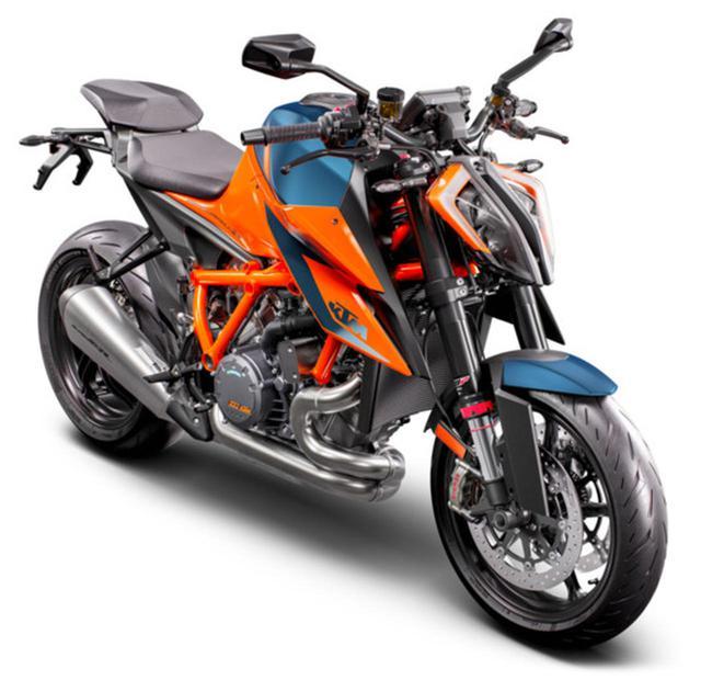 画像1: KTM 1290 SUPER DUKE R(オレンジ)