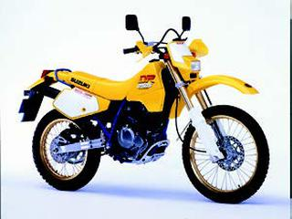 スズキ DR250S/SH 1990 年1月