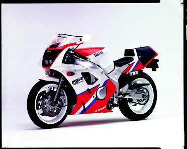 Images : ヤマハ FZR400RR/SP 1990 年1月