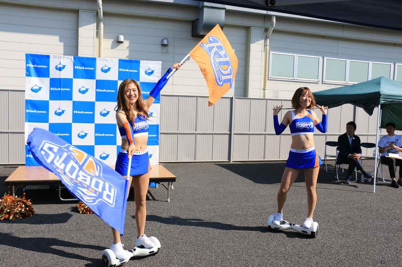 画像4: 魅惑の電動モビリティ「キントーン」とは? ナンバー付きモデルも2020年に続々と発売予定、試乗会で新型モデルに乗ってみた!