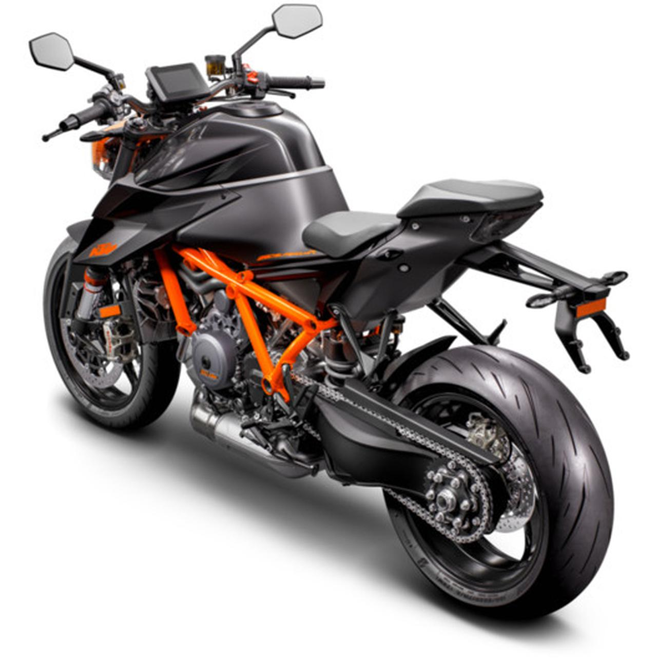 Images : 5番目の画像 - KTM「1290 SUPER DUKE R」の写真を全て見る! - webオートバイ