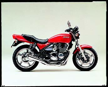 Images : カワサキ ゼファー 1990 年2月