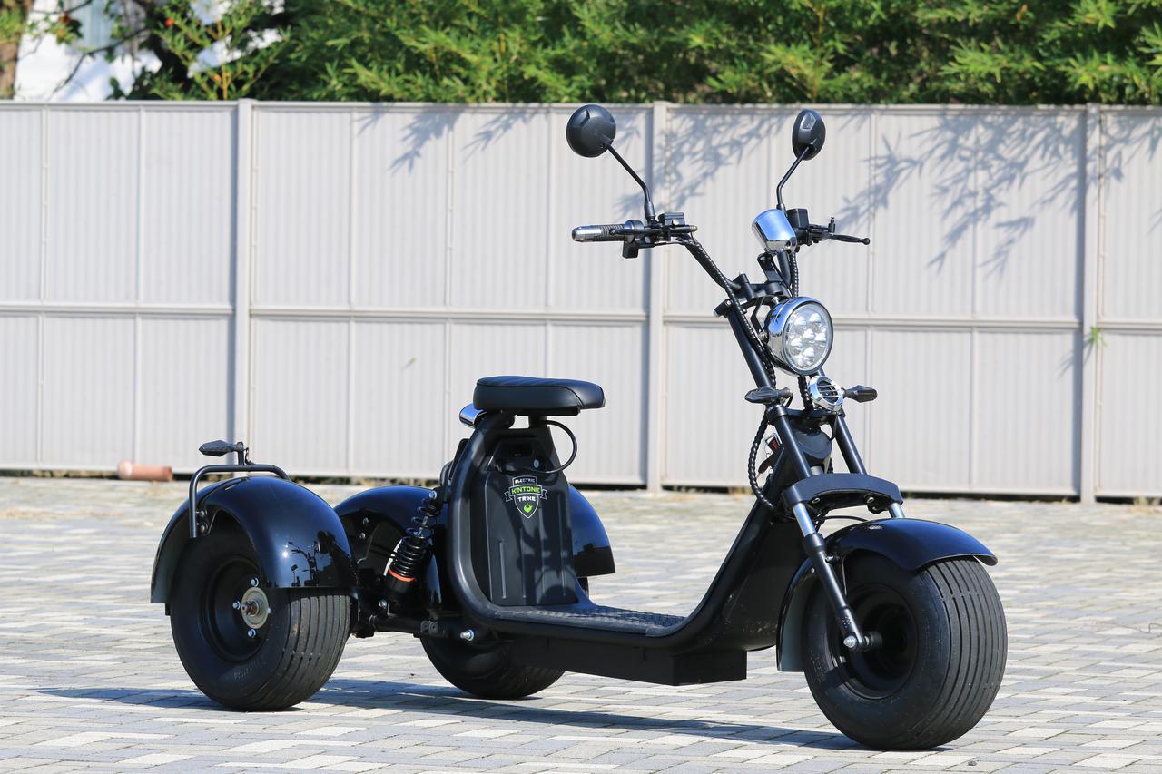 Images : 1番目の画像 - キントーン トライクの写真をもっと見る! - webオートバイ