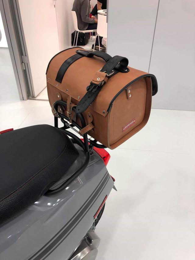 画像3: 新色モデル、オプションパーツ類は日本での販売も検討されている!