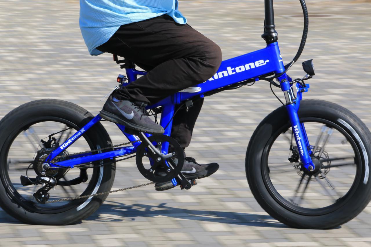 Images : 1番目の画像 - キントーン エックスの写真をもっと見る! - webオートバイ