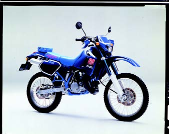 Images : カワサキ KDX200SR 1990 年2月