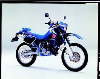 カワサキ KDX200SR 1990 年2月