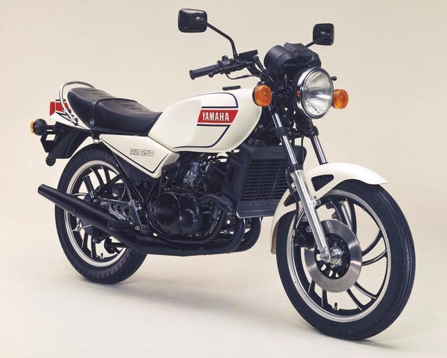 画像: RZシリーズ Part.1「RZ250」ナナハンをも脅かすヤマハ2ストロークの集大成 -1980〜1988年-【心に残る日本のバイク遺産】2サイクル250cc史 編 - webオートバイ
