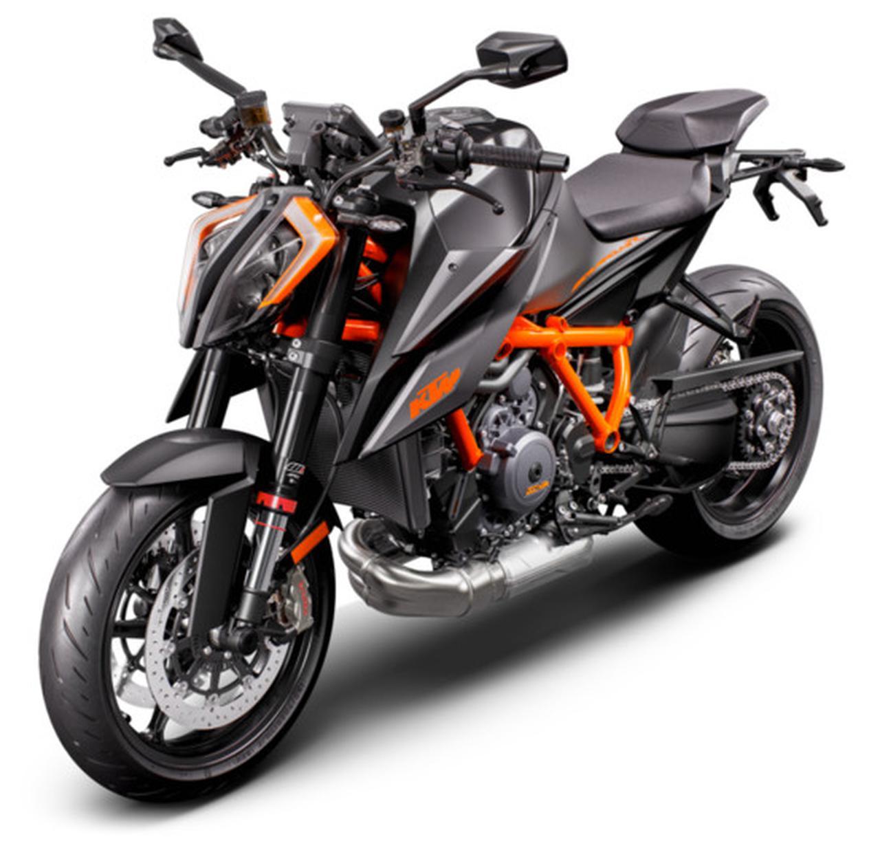 Images : 3番目の画像 - KTM「1290 SUPER DUKE R」の写真を全て見る! - webオートバイ
