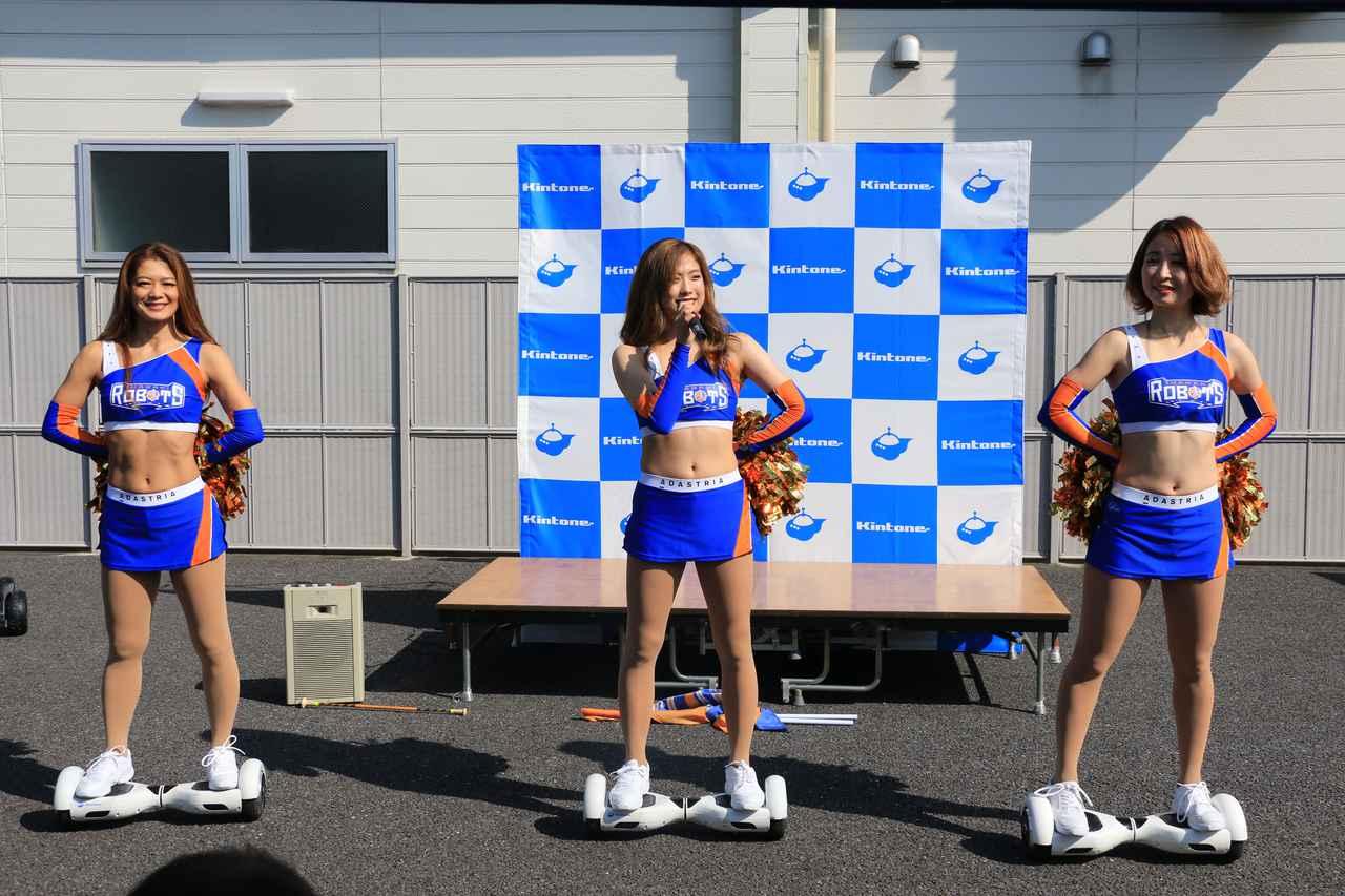画像7: 魅惑の電動モビリティ「キントーン」とは? ナンバー付きモデルも2020年に続々と発売予定、試乗会で新型モデルに乗ってみた!
