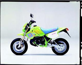 カワサキ KSR-Ⅰ 1990 年 3月