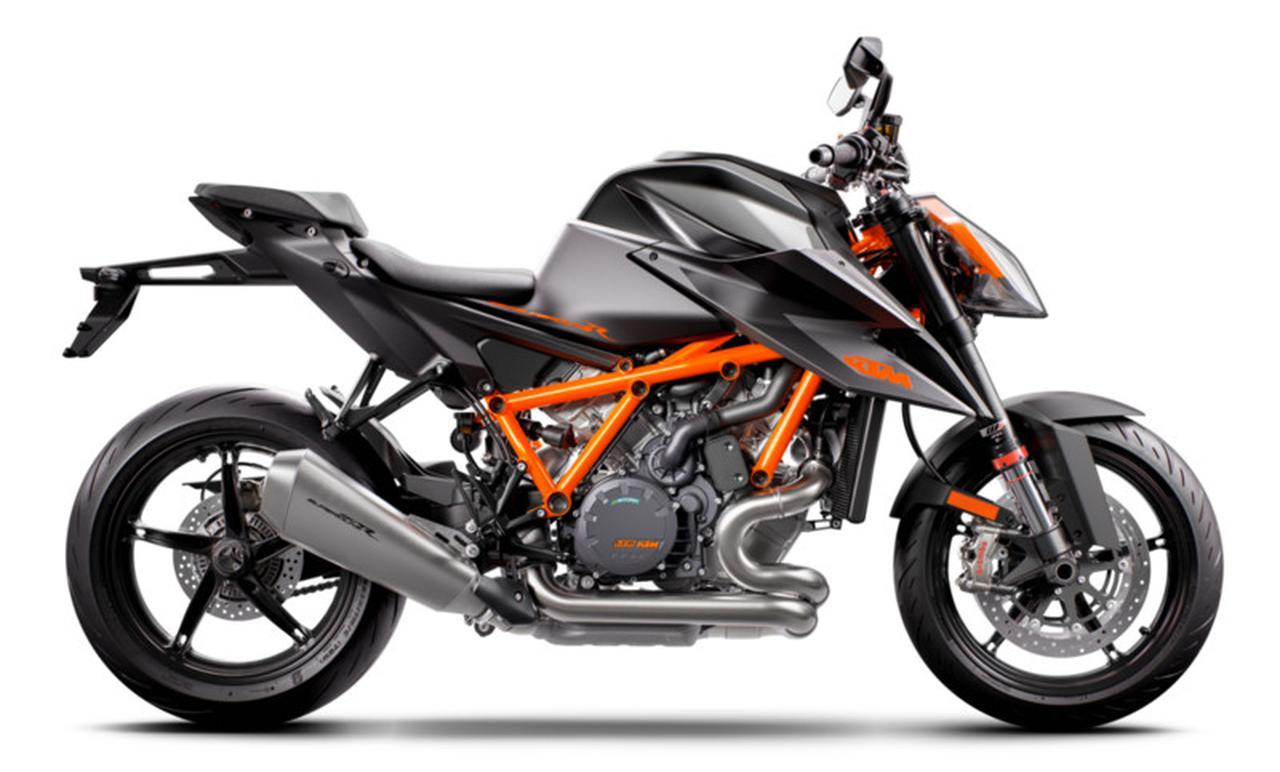 Images : 2番目の画像 - KTM「1290 SUPER DUKE R」の写真を全て見る! - webオートバイ