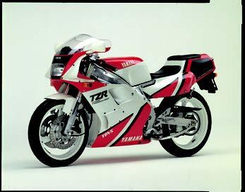 Images : ヤマハ TZR250 SP 1990 年2月
