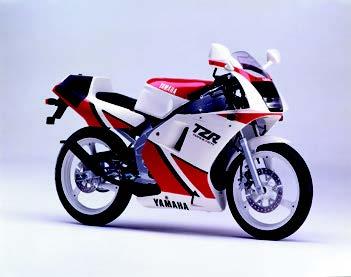 Images : ヤマハ TZR50 1990 年2月