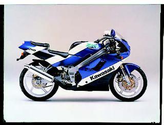 カワサキ ZXR250/R 1990 年1月