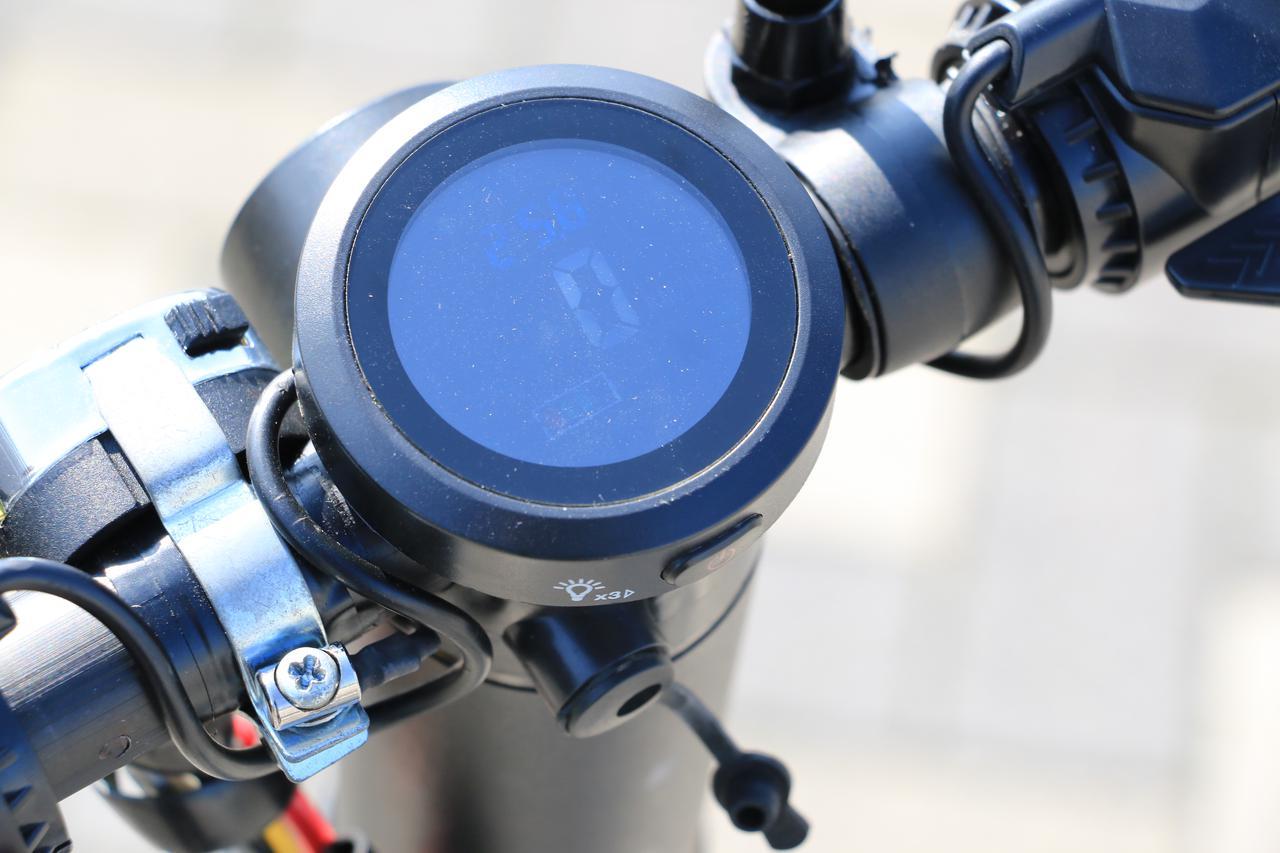 Images : 4番目の画像 - キントーン アルファ ゴーの写真をもっと見る! - webオートバイ