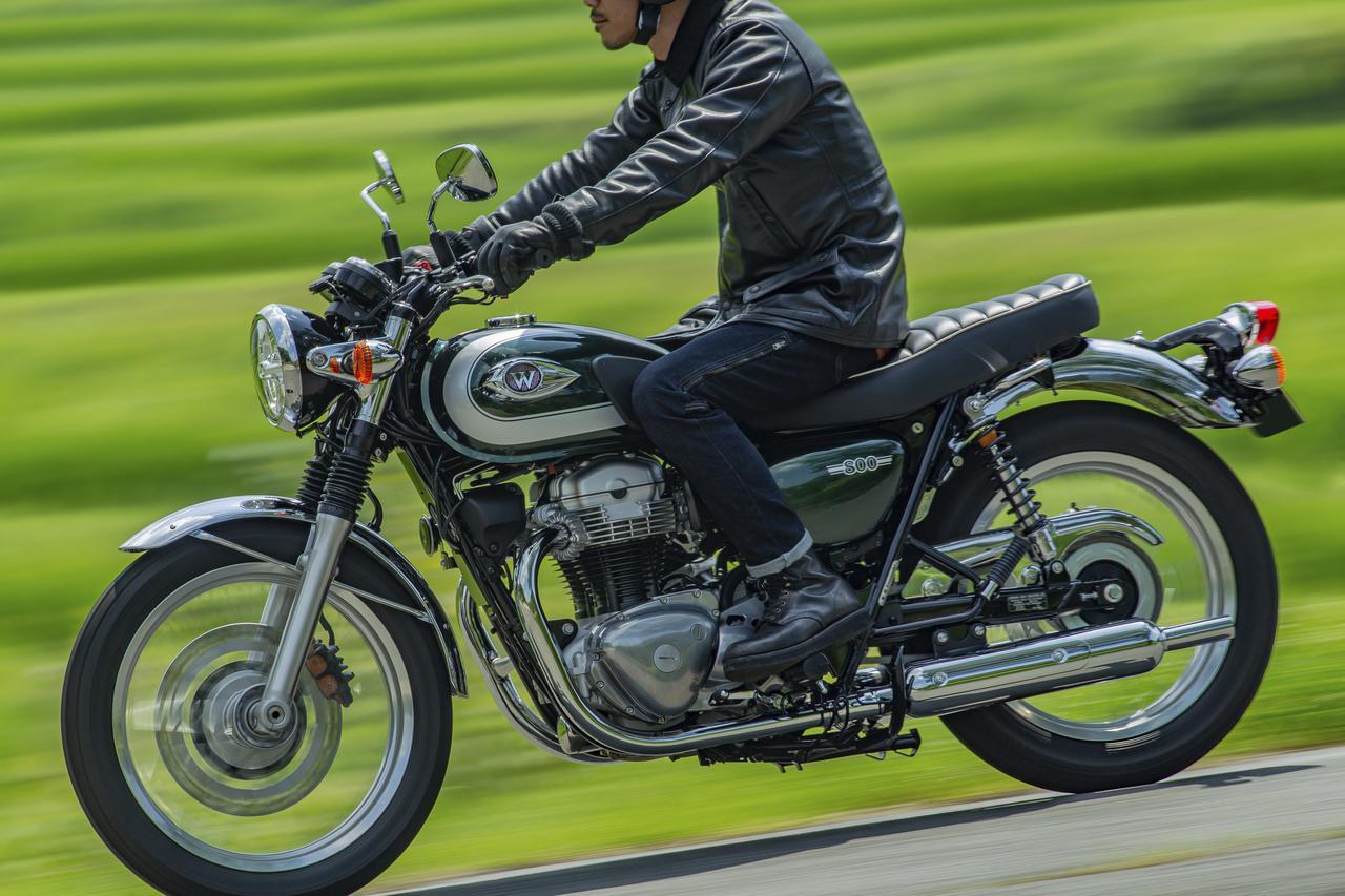 Images : 15番目の画像 - KAWASAKI W800の写真をまとめて見る! - webオートバイ