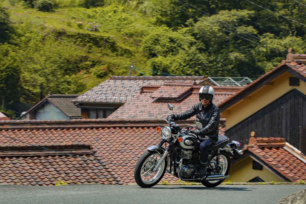Images : 13番目の画像 - KAWASAKI W800の写真をまとめて見る! - webオートバイ