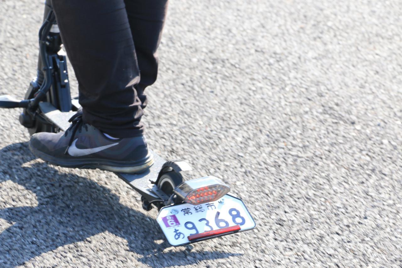 Images : 7番目の画像 - キントーン アルファ ゴーの写真をもっと見る! - webオートバイ