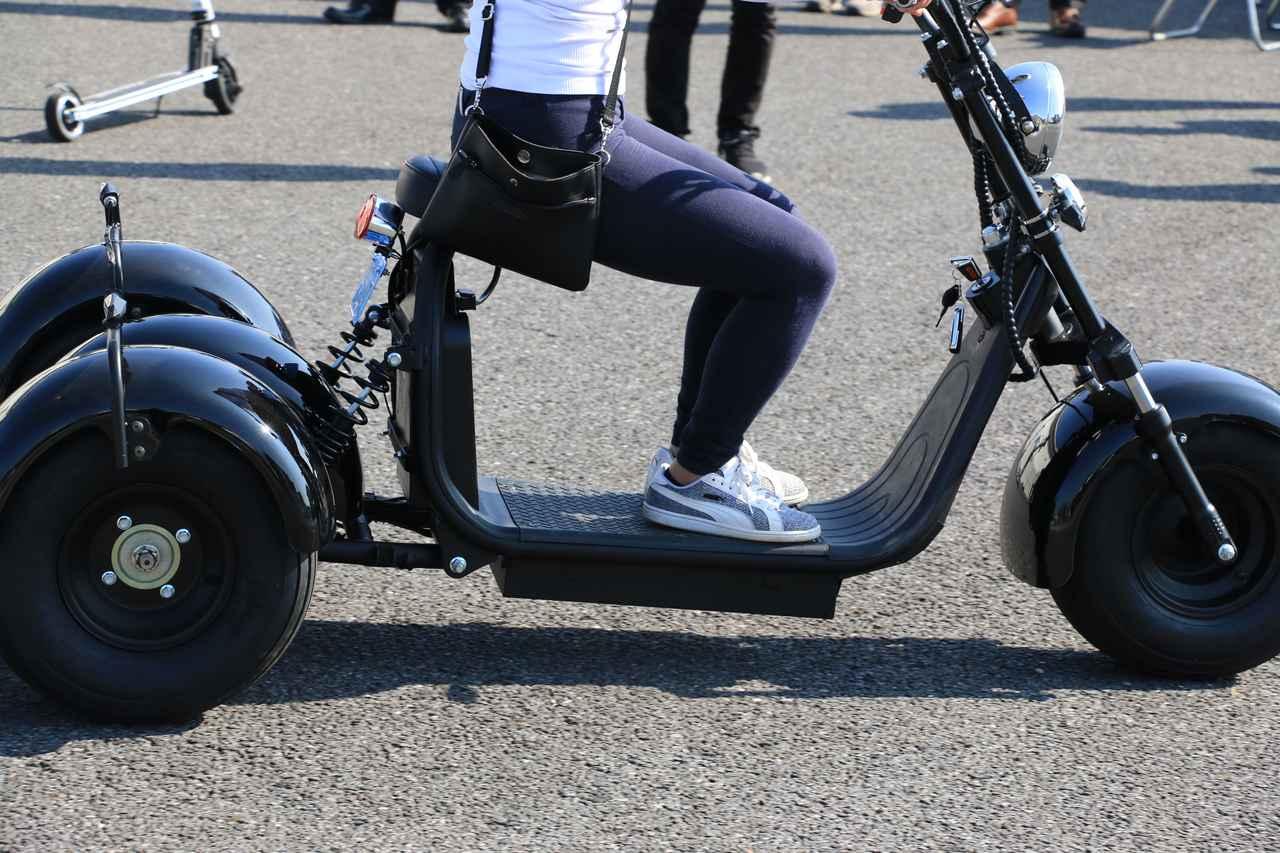 Images : 8番目の画像 - キントーン トライクの写真をもっと見る! - webオートバイ