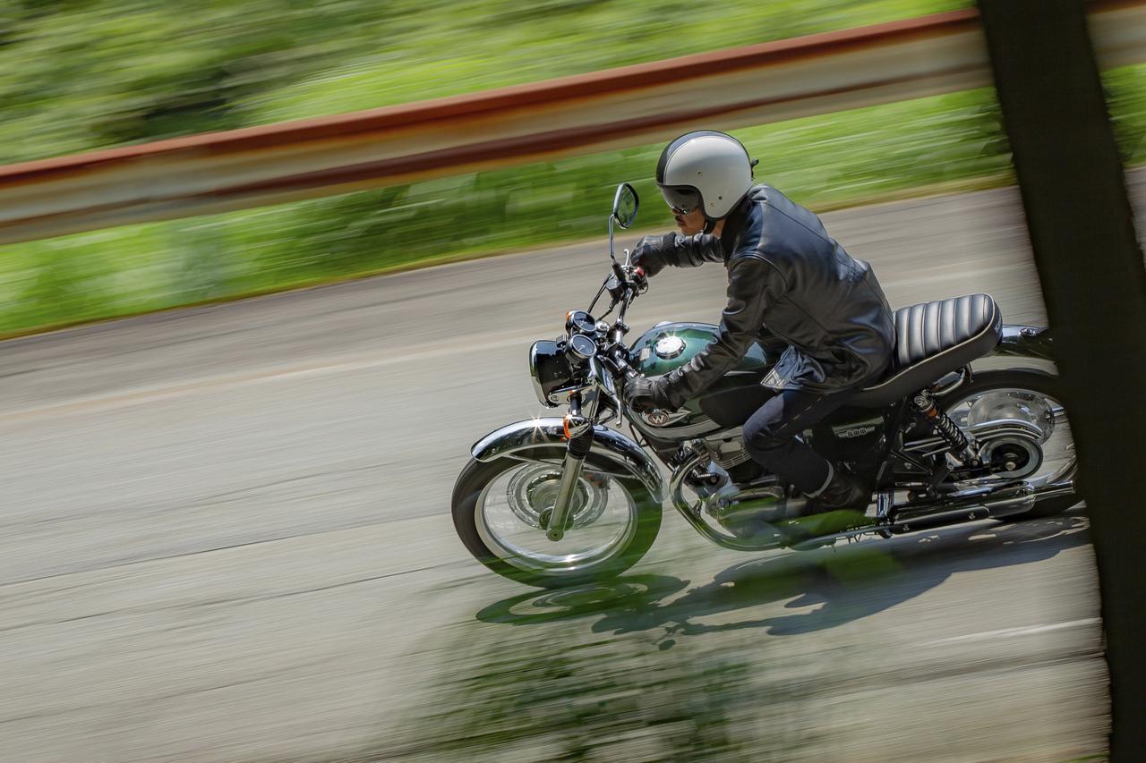Images : 14番目の画像 - KAWASAKI W800の写真をまとめて見る! - webオートバイ