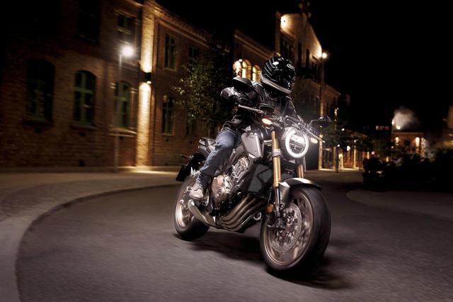 画像: 新世代スポーツCB自慢のミドルロードスター!『HONDA CB650R/CB250R/ABS/CB125R』#CB THE ORIGIN - webオートバイ