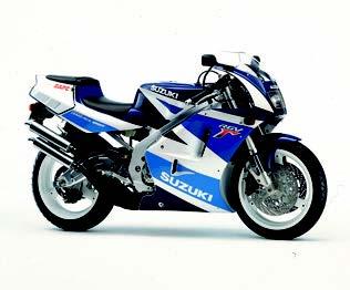 Images : スズキ RGV250Γ/SP/SPⅡ 1991年2月