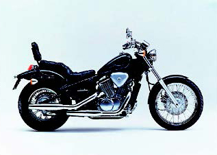Images : ホンダ スティード400 1990 年 6月