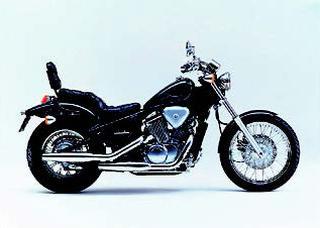 ホンダ スティード400 1990 年 6月