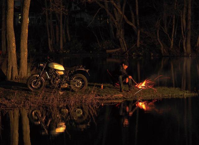 画像: アウトライダー菅生雅文のツーリング紀行〈ROLLING LIFE〉第1話「変わらないもの」前編/裏磐梯(福島県) - webオートバイ