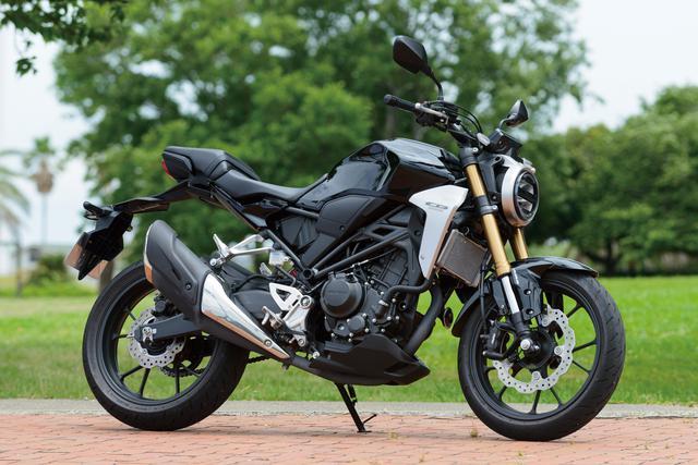 画像2: Honda CB250R/「これぞホンダ!」まとまり感のあるハンドリング