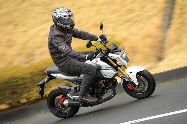 画像: Honda「GROM」/いろいろな楽しみ方ができるモデル
