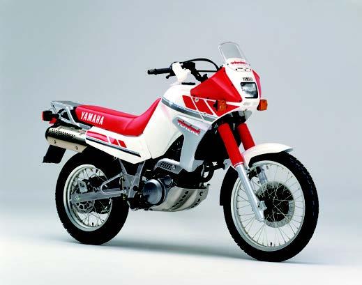 Images : ヤマハ XTZ660 1991年