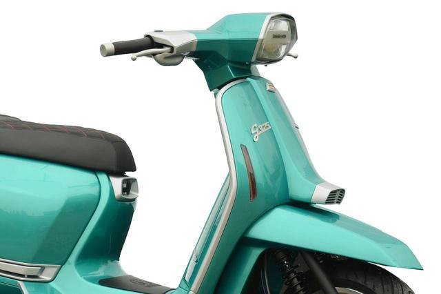 画像1: ランブレッタが325ccの新型エンジンを搭載した「G325 Special」をミラノで発表【EICMA 2019速報!】 - webオートバイ