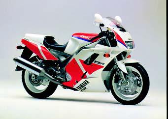 Images : ヤマハ FZR1000 1991年