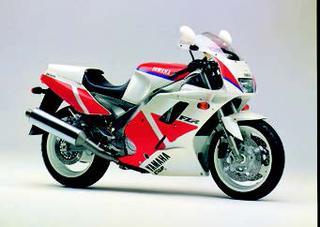ヤマハ FZR1000 1991年