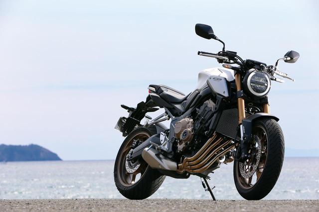 画像: パワー、サイズの好バランスが光る新世代ミドルスポーツCB!『HONDA CB650R』(2019年) - webオートバイ