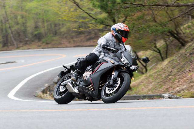 画像1: Honda CBR650R/ツーリングもスポーツランもコレ1台でOK!