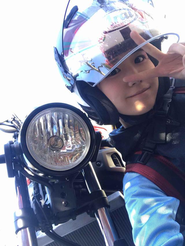 画像: ヤマハXSR700で平成最後のツーリング!(梅本まどか) - webオートバイ