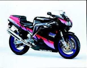 Images : スズキ GSX-R400 1991年2月